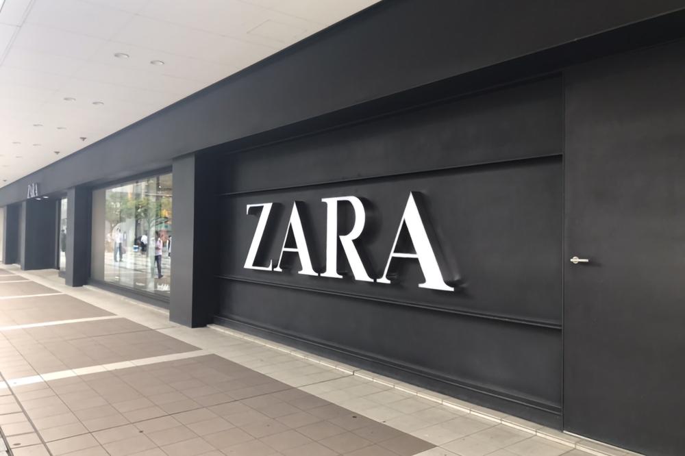 """店舗 zara """"ZARA""""のファッションとAnnual Report"""